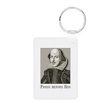 Shakespeare Hos Keychains
