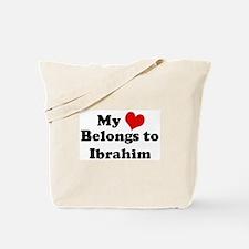 My Heart: Ibrahim Tote Bag