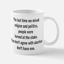 Pro Choice Mug