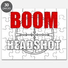 Boom Headshot Puzzle