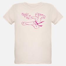 tae kwon do girl T-Shirt