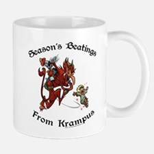 Season's Beatings [Color] Small Small Mug