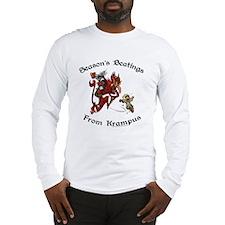 Season's Beatings [Color] Long Sleeve T-Shirt