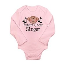 Future Choir Singer Kids Baby Outfits