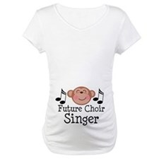 Future Choir Singer Kids Shirt