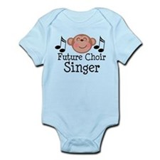 Future Choir Singer Kids Infant Bodysuit