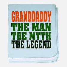 Grandaddy - The Legend baby blanket