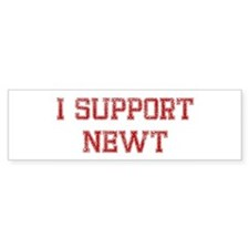 temp Bumper Sticker