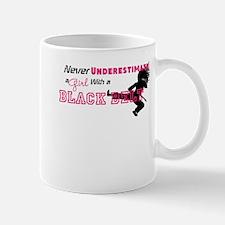 Unique Taekwondo kick like a girl Mug
