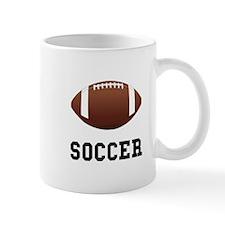 Soccer Football Mug
