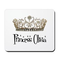 Princess Olivia Mousepad
