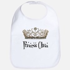 Princess Olivia Bib