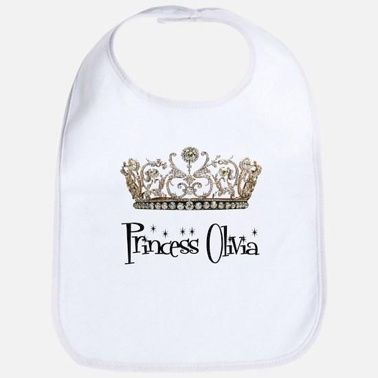 Princess Olivia Bib