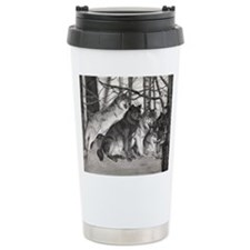 The Watchful One Travel Mug