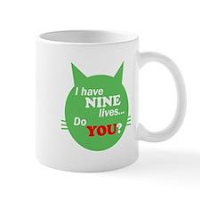 Nine Lives #1 Mug