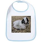 Cute Boer Goat Kid Bib