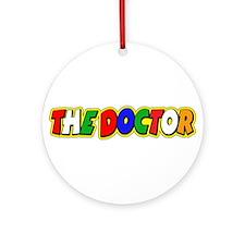 VRdoc Ornament (Round)