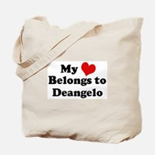 My Heart: Deangelo Tote Bag