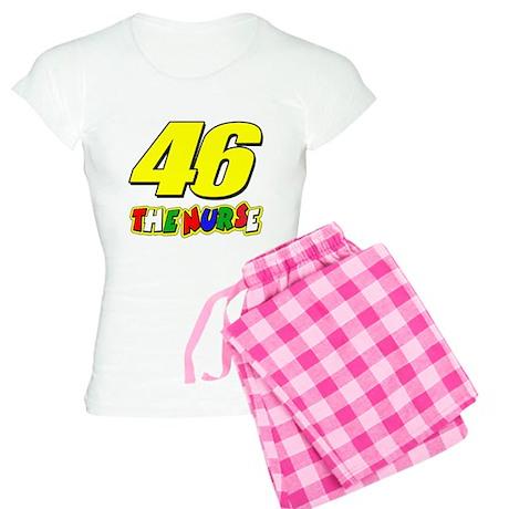 VR46nurse Women's Light Pajamas