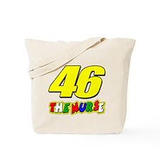 VR46nurse Tote Bag