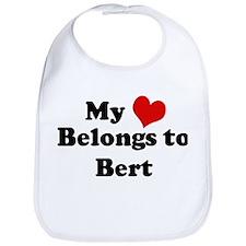 My Heart: Bert Bib