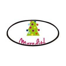 Christmas Tree Meredith Patches