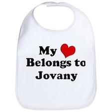 My Heart: Jovany Bib