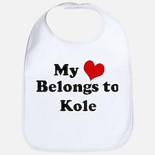 My Heart: Kole Bib