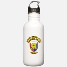 Army National Guard - Kansas Water Bottle