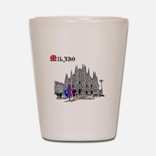 Milano Milan Italy Shot Glass