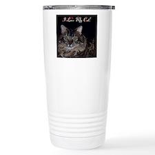 I Love My Cat! Travel Mug
