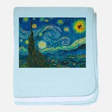 Starry ET Night baby blanket