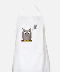 Who or Whom? Apron