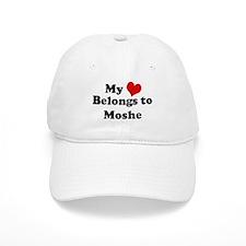 My Heart: Moshe Baseball Cap