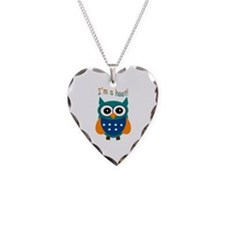 I'm a hoot! Necklace