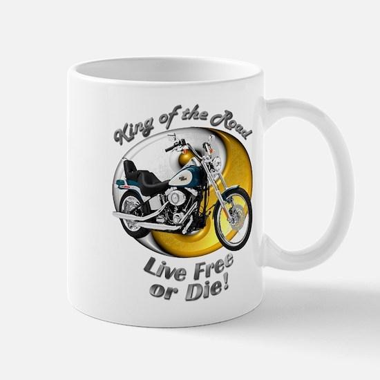 HD Softail Custom Mug