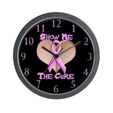 Show Me The Cure Wall Clock