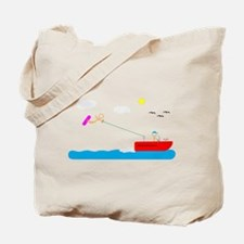Cute Sports and recreation Tote Bag