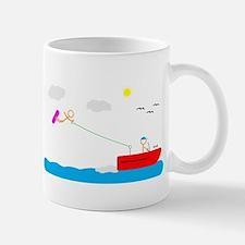 Cute Wakeboarding Mug