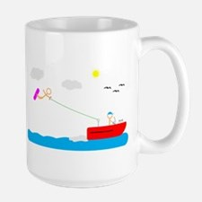 Wakeboarder Light Mugs