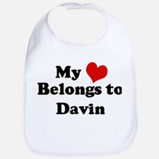 My Heart: Davin Bib