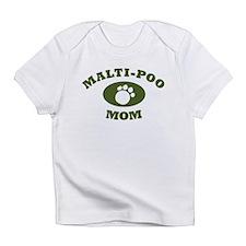 Malti-Poo Mom Infant T-Shirt
