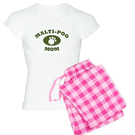 Malti-Poo Mom Women's Light Pajamas