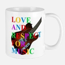 Love and respect (T) Mug