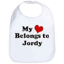 My Heart: Jordy Bib