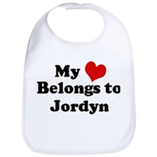 My Heart: Jordyn Bib