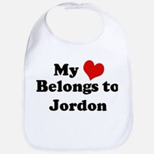 My Heart: Jordon Bib