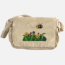 Just Bee Messenger Bag