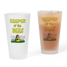 Keeping bees Drinking Glass