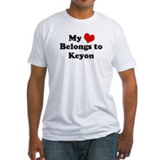 My Heart: Keyon Shirt